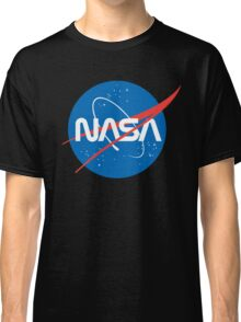 NASA Future Retro Classic T-Shirt