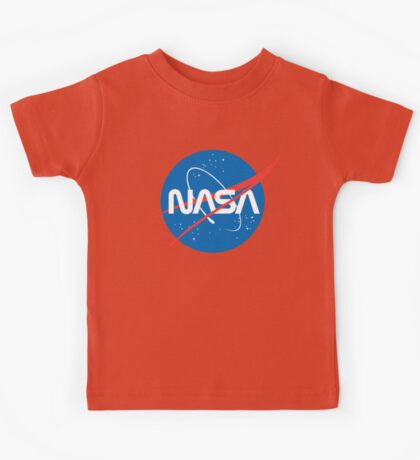 NASA Future Retro Kids Tee