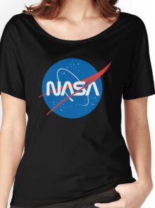 NASA Future Retro Women's Relaxed Fit T-Shirt
