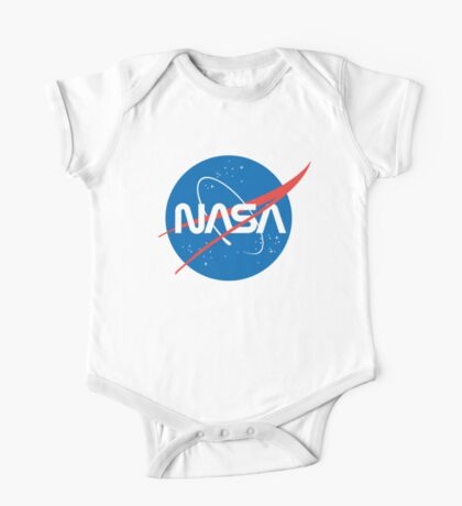 NASA Future Retro One Piece - Short Sleeve