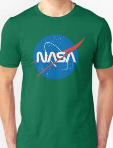 NASA Future Retro T-Shirt
