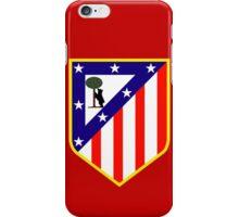 atletico madrid iPhone Case/Skin
