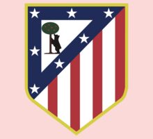 atletico madrid Baby Tee