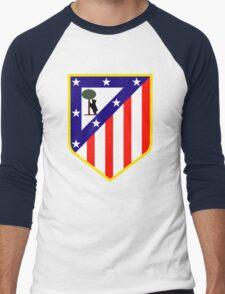 atletico madrid Men's Baseball ¾ T-Shirt