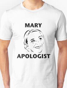 Mary Apologist (w/o halo) T-Shirt