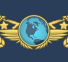 Global Elite Emblem V2 by archanor