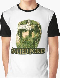 Salted Pork Graphic T-Shirt