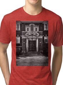 St Hilda's College University of Toronto Campus Tri-blend T-Shirt