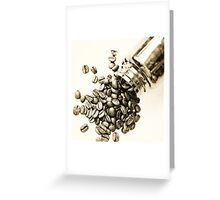 Another Man's Addiction Greeting Card