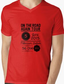 5th june - Millennium Stadium OTRA Mens V-Neck T-Shirt