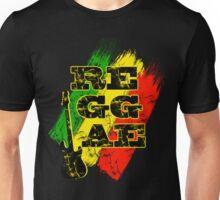 reggae, guitar Unisex T-Shirt