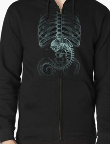Alien Xray  T-Shirt