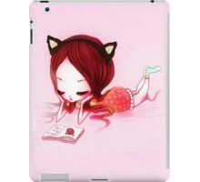 How to Be A CAT iPad Case/Skin