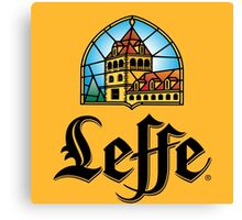 Leffe - Beer Canvas Print