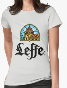 Leffe - Beer Womens Fitted T-Shirt