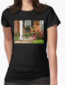 Augusta KY Bike Womens Fitted T-Shirt