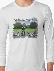 All Things Must Pass Album Long Sleeve T-Shirt