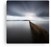 Cramond - Island On The Edge Of Light Canvas Print