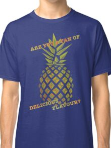 Are you a fan of delicious flavour? Classic T-Shirt