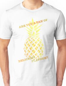 Are you a fan of delicious flavour? Unisex T-Shirt