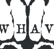 New Haven! Sticker