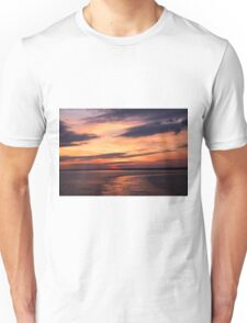 Softly The Evening Came Unisex T-Shirt
