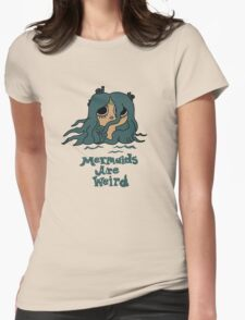 The Marvelous Misadventures of Flapjack Mermaids Are Weird T-Shirt