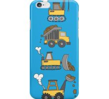 Sawyers Trucks  iPhone Case/Skin