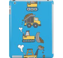 Sawyers Trucks  iPad Case/Skin