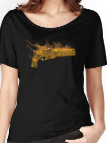 Golden Gun Women's Relaxed Fit T-Shirt
