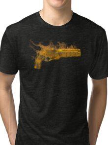 Golden Gun Tri-blend T-Shirt