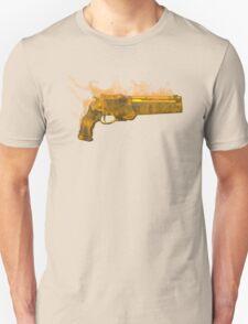 Golden Gun Unisex T-Shirt