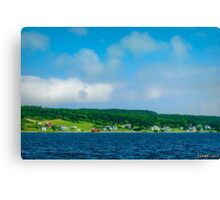 LaHave, Nova Scotia Canvas Print