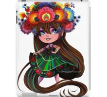 Mini Folkie iPad Case/Skin