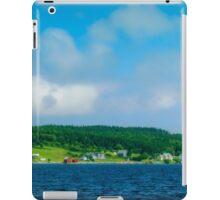 LaHave, Nova Scotia iPad Case/Skin