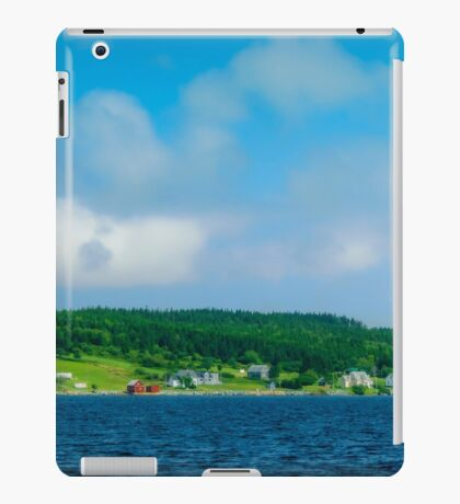 LaHave, Nova Scotia iPad Case/Skin