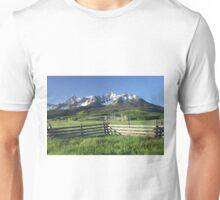 A Colorado Morning Unisex T-Shirt
