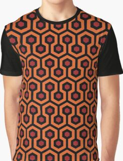 The Shining - Overlook Hotel Carpet Graphic T-Shirt