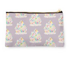 Opal Crystal Cluster Studio Pouch