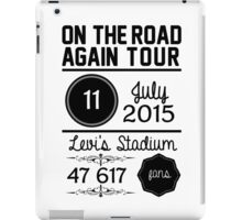 11th July - Levi's Stadium OTRA iPad Case/Skin
