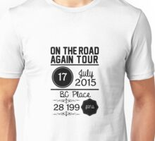 17th July - BC Place OTRA Unisex T-Shirt