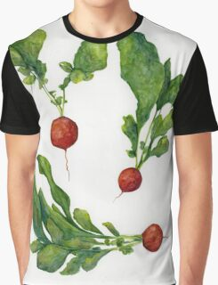 Radish Graphic T-Shirt