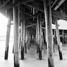 Under the Boardwalk by Karl F Davis