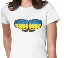 Ukraine! Womens Fitted T-Shirt