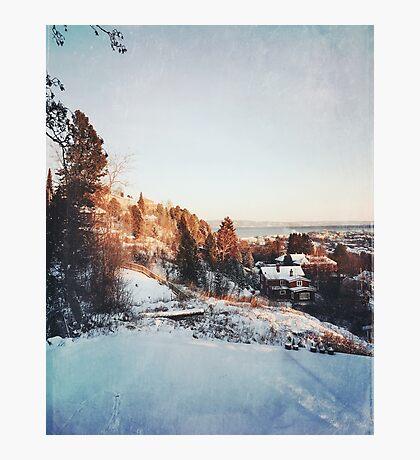 Trondheim. Photographic Print