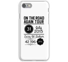31st July - Lucas Oil Stadium OTRA iPhone Case/Skin