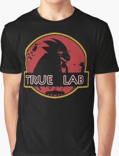 True Lab Alphys Graphic T-Shirt