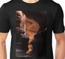 Shapes and The Light Beam Unisex T-Shirt