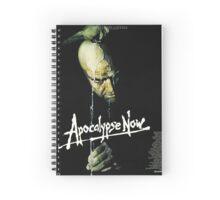 The Horror...  Spiral Notebook