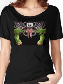 Omega Flowey the Flower Women's Relaxed Fit T-Shirt